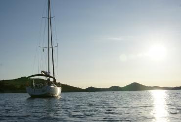 SeeFrauen Netzwerk Segelboot