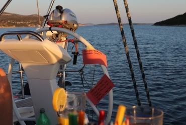SeeFrauen Segeln Frauen Steuerrad