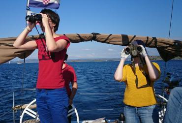 SeeFrauen Segeln Frauen